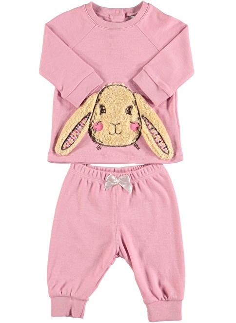 Soo be Pijama Takım Pembe